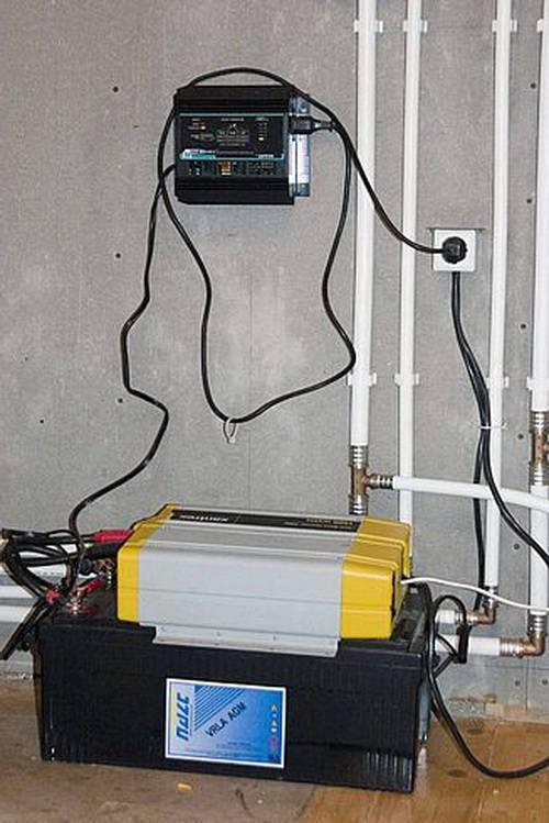 Инвертор для котла отопления - как выбрать и установить