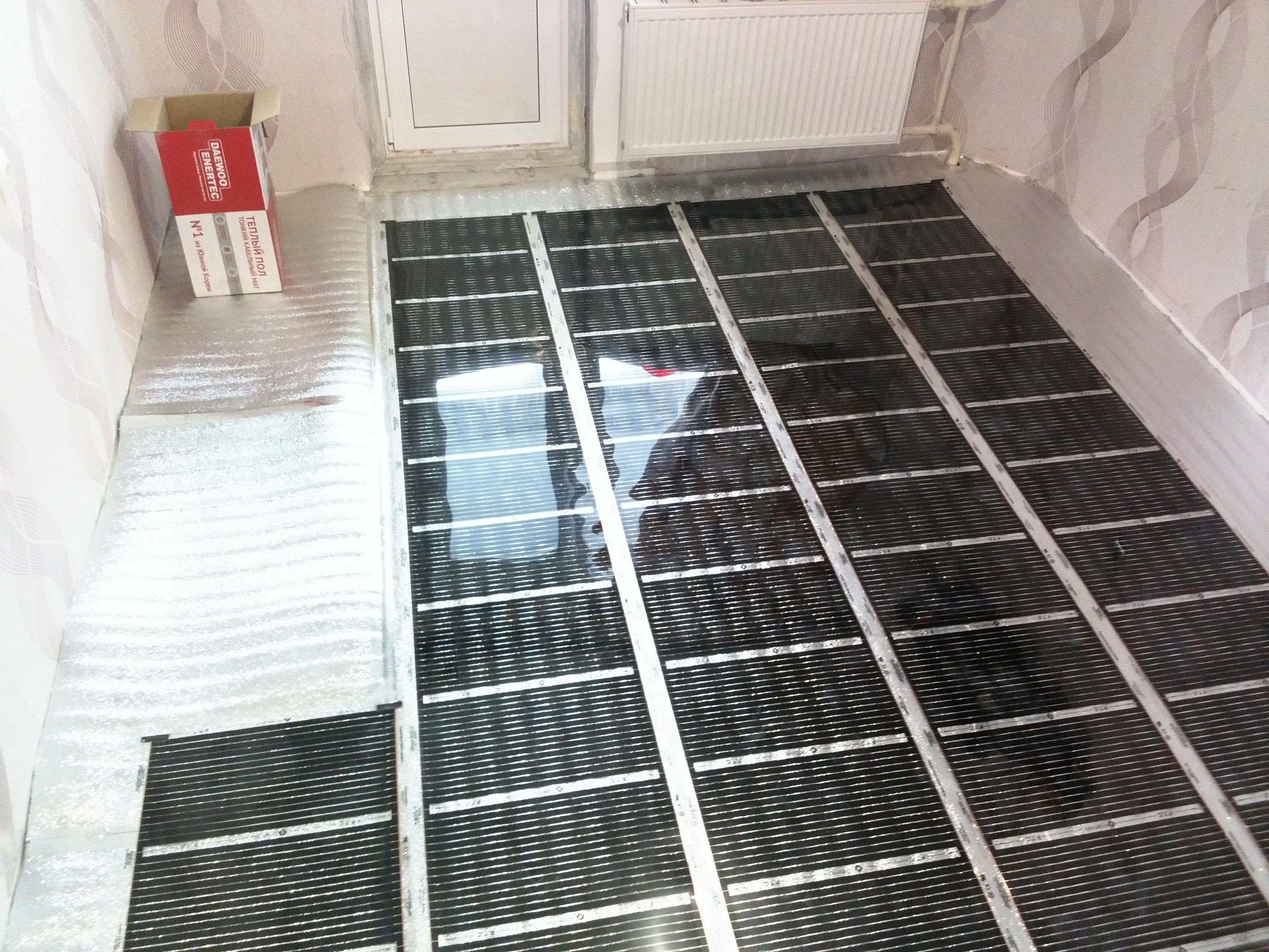 Какой электрический теплый пол лучше использовать под плитку: основные виды и рекомендации