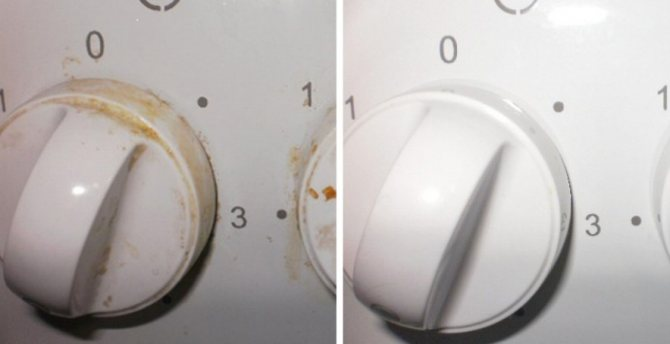 Как самостоятельно снять ручки с газовой плиты: пошаговая инструкция