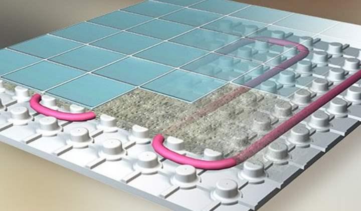 Маты для теплого водяного пола – их функции и назначение, классификация, популярные производители