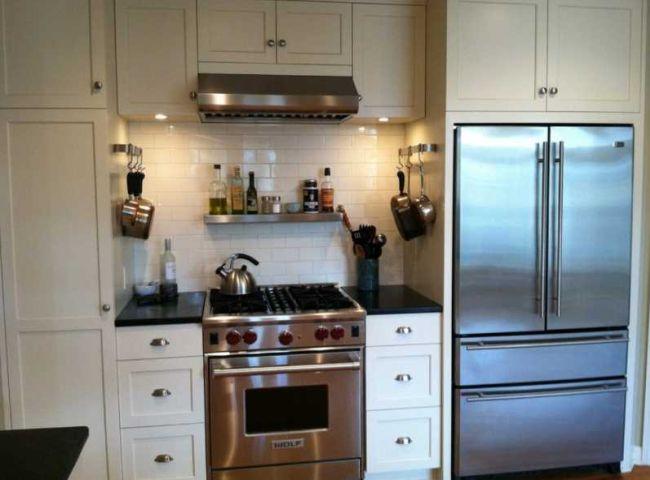 Можно ли ставить холодильник рядом с плитой