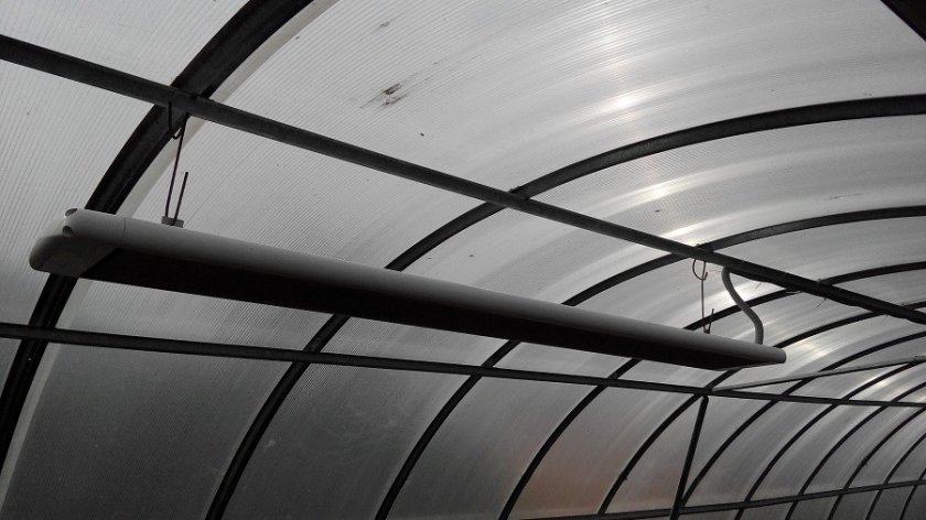 Инфракрасные обогреватели для теплицы из поликарбоната и других парников