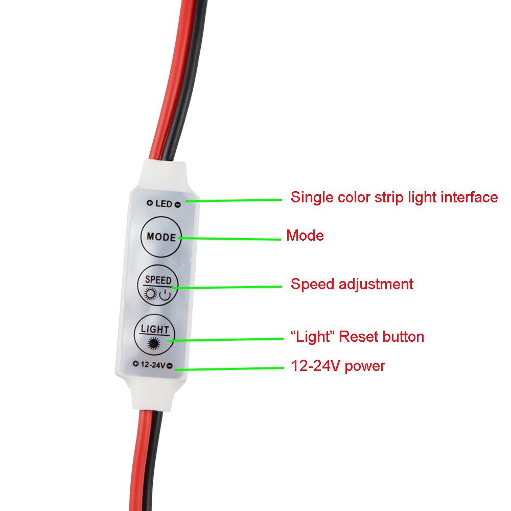 Выбираем лучший диммер для светодиодной ленты