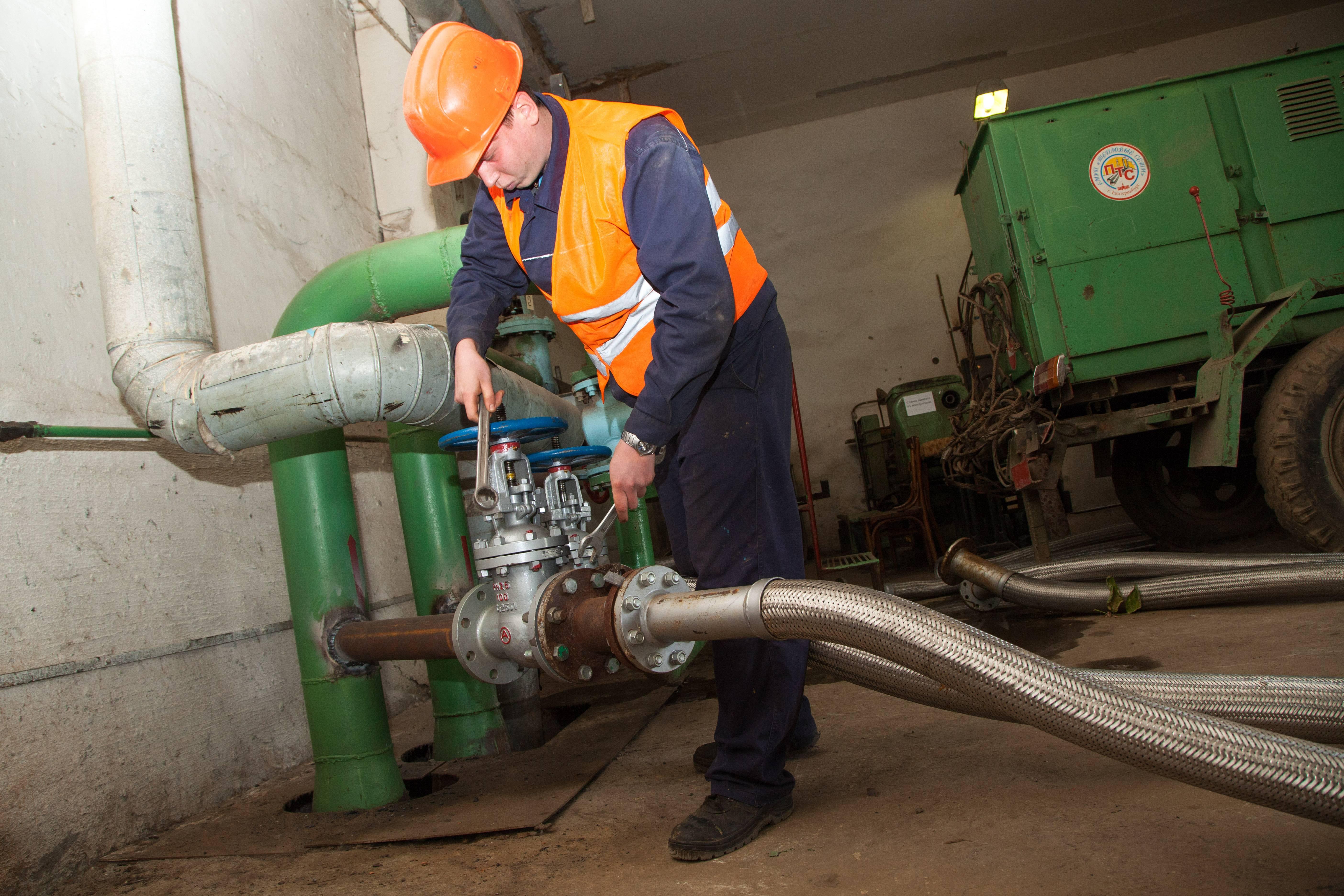 Опрессовка внутреннего газопровода в доме: низкого давления и перед спуском газа