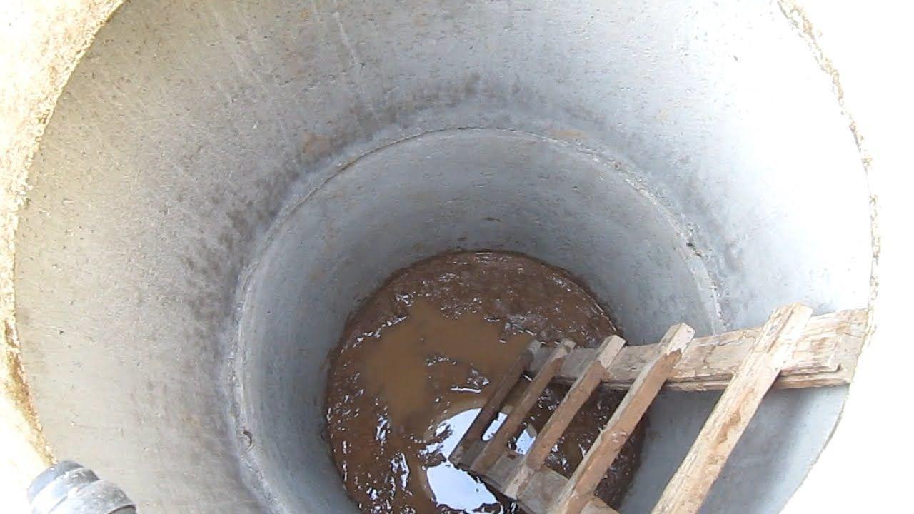 Почему септик или выгребная яма быстро наполняется грунтовыми водами: способы решения проблемы