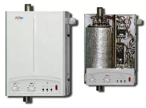Как выбрать электрокотел руснит: топ-5 моделей с описанием технических характеристик и отзывы покупателей