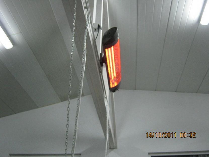3 схемы установки инфракрасного обогревателя — познавайте с нами