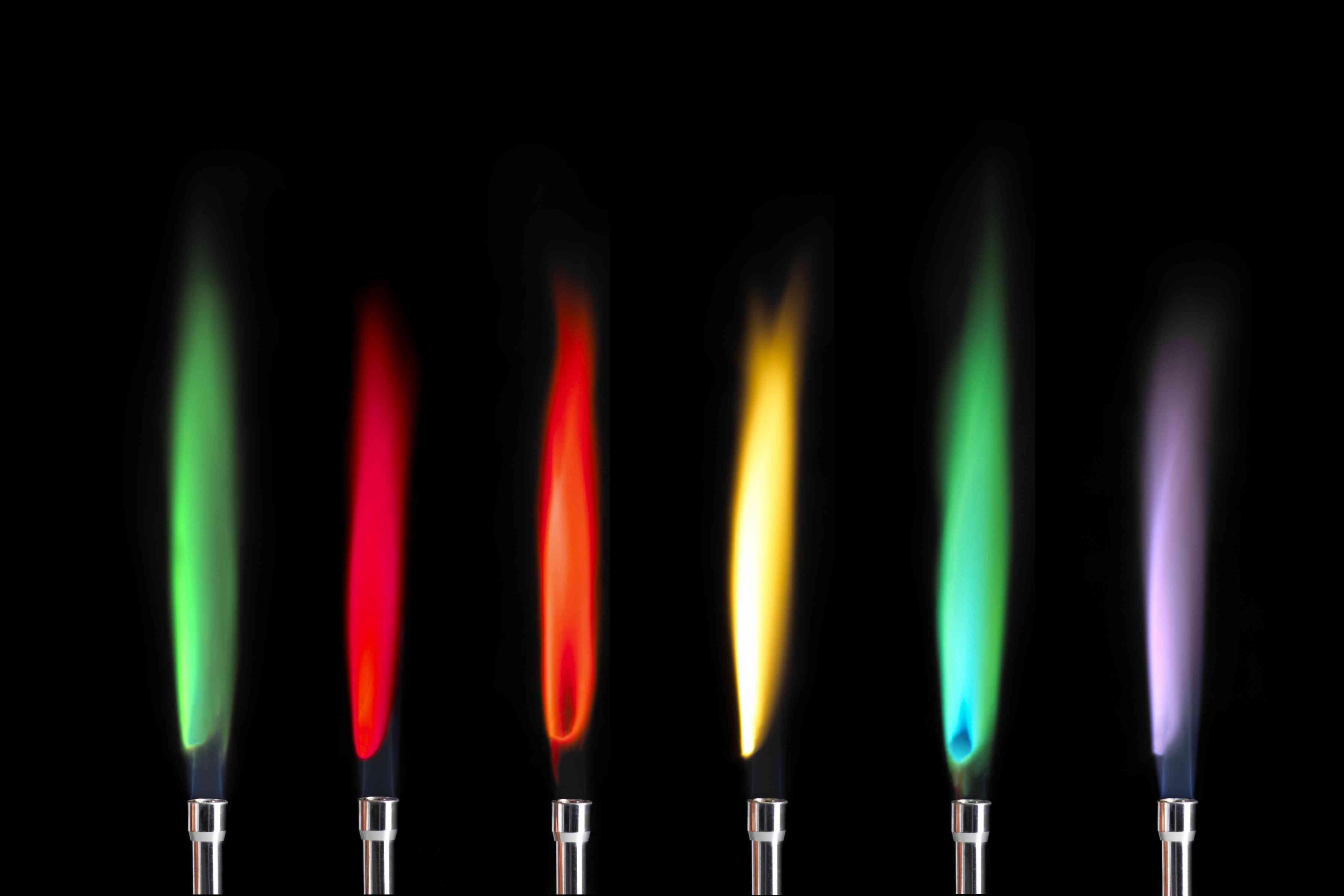 Газ горит красным пламенем что делать. почему пламя в газовой колонке горит разными цветами? синий - правильный цвет при горении газа