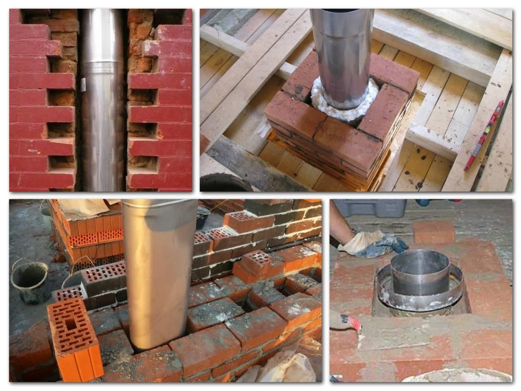 Трубы для дымохода газового котла: как подобрать диаметр и чем утеплить трубу?
