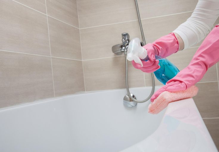 Чем мыть акриловые ванны в домашних условиях - все о канализации