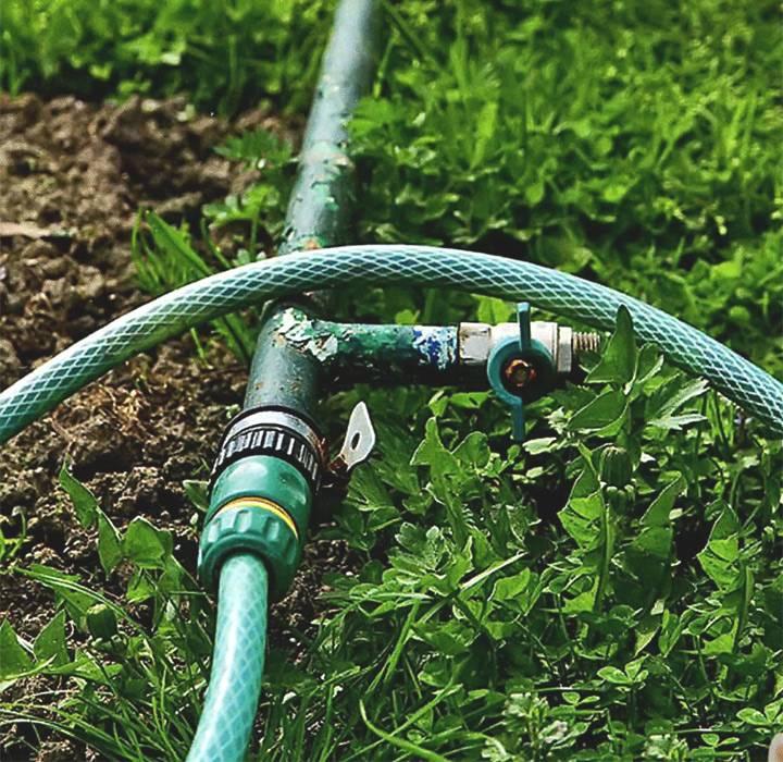 Трубы для полива на даче: виды пластиковых трубопроводов для орошения, диаметр
