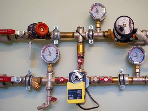 Какое давление должно быть в системе отопления частного дома