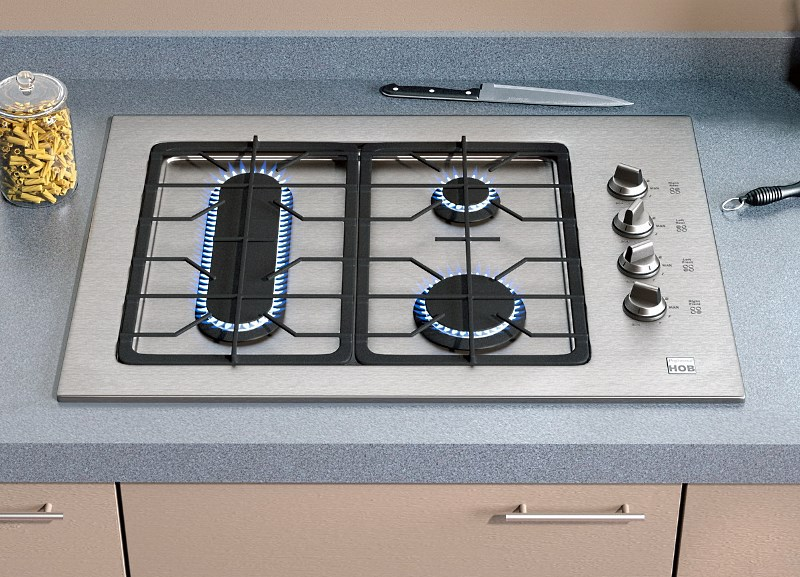 Что лучше варочная панель или газовая плита: особенности и различия