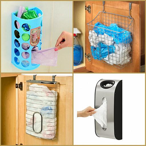 Как организовать хранения на кухне: мусора, запасов продуктов и прочих необходимых мелочей (часть 2)