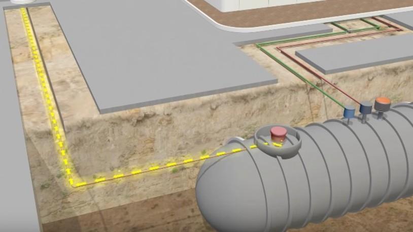 Газгольдер или магистральный газ что дешевле