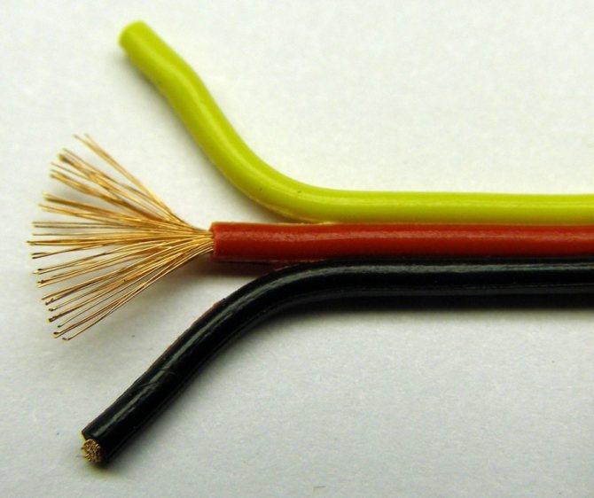 Способы соединения проводов между собой.