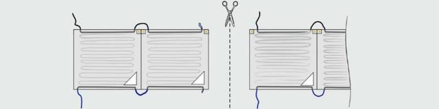 Инфракрасное отопление зебра - система отопления