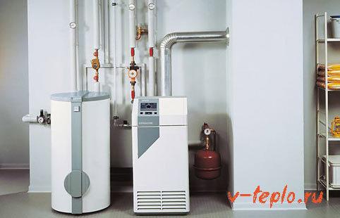 Расчет расхода газа для отопления дома