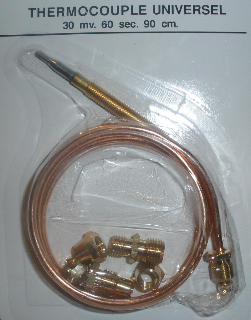 Термопара в газовой плите: принцип работы + инструктаж по замене устройства