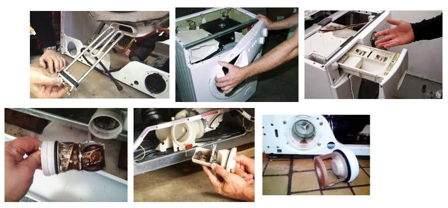 Ремонт стиральной машины самсунг своими руками: неисправности