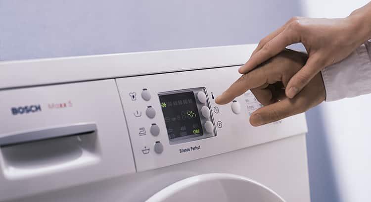 Ошибка e29 в стиральной машине bosch - что делать