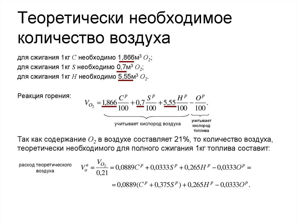 Примеры проведения расчетов образования загрязняющих веществ от отдельного оборудования (котлы газовые, плиты газовые для приготовления пищи) | авторская платформа pandia.ru