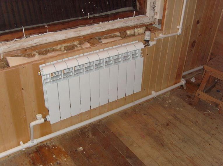 Отопление в деревянном доме: какое выбирать?