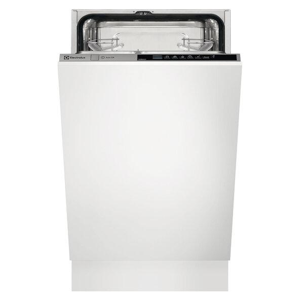 16 лучших встраиваемых посудомоечных машинок шириной 45 см