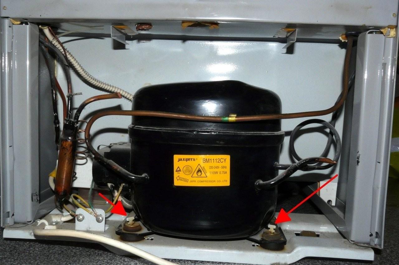 9 советов по выбору и замене компрессора холодильника   обзоры бытовой техники на gooosha.ru