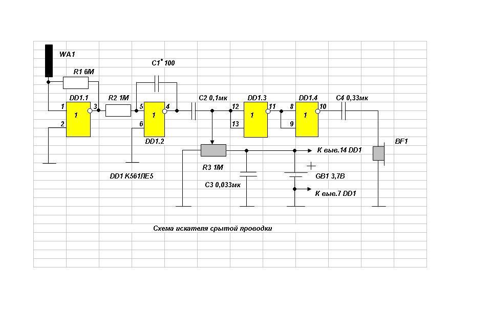 Индикатор напряжения, как пользоваться индикаторной отверткой