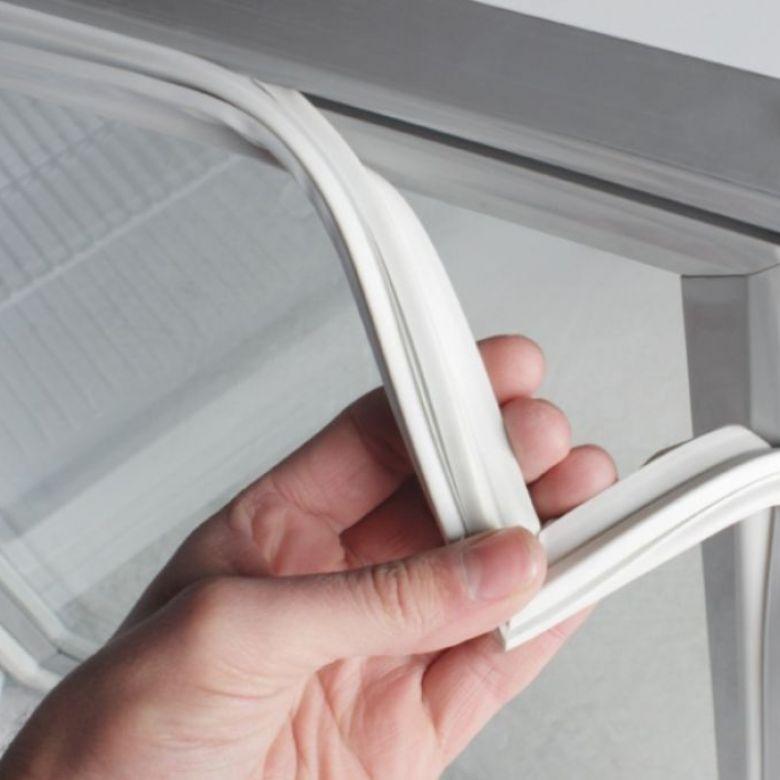 Как заменить уплотнитель на двери холодильника своими руками