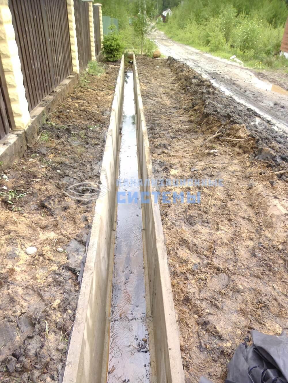 Укрепление склонов на участке современными материалами