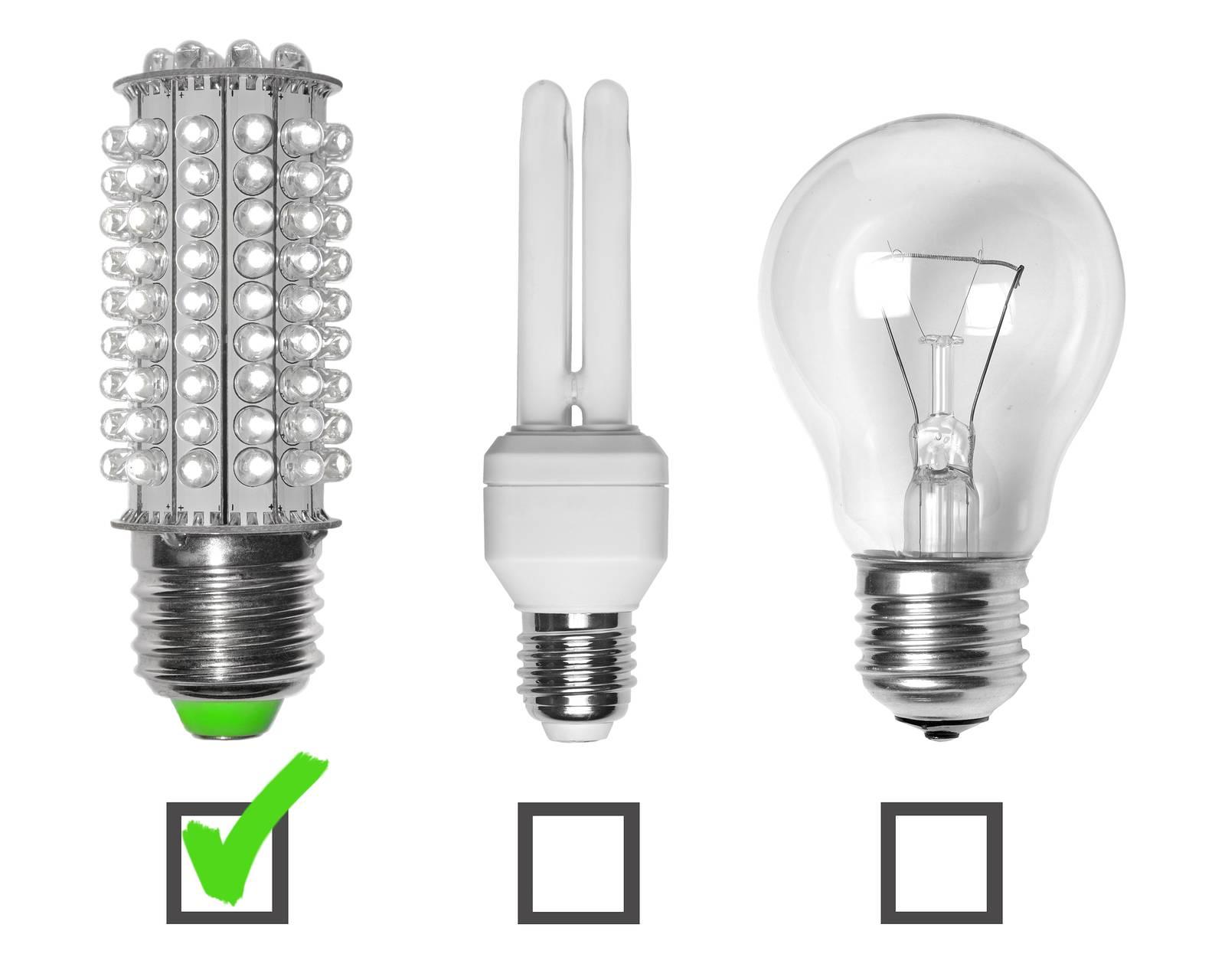 Всё о светодиодных лампах / мастерская