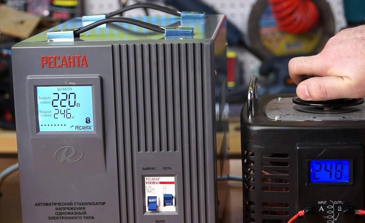 10 советов, какой выбрать стабилизатор напряжения | строительный блог вити петрова