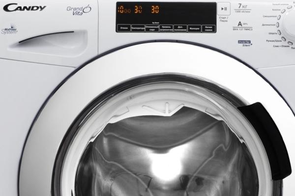 Лучшие стиральные машины канди 2020 года: рейтинг моделей и их особенности