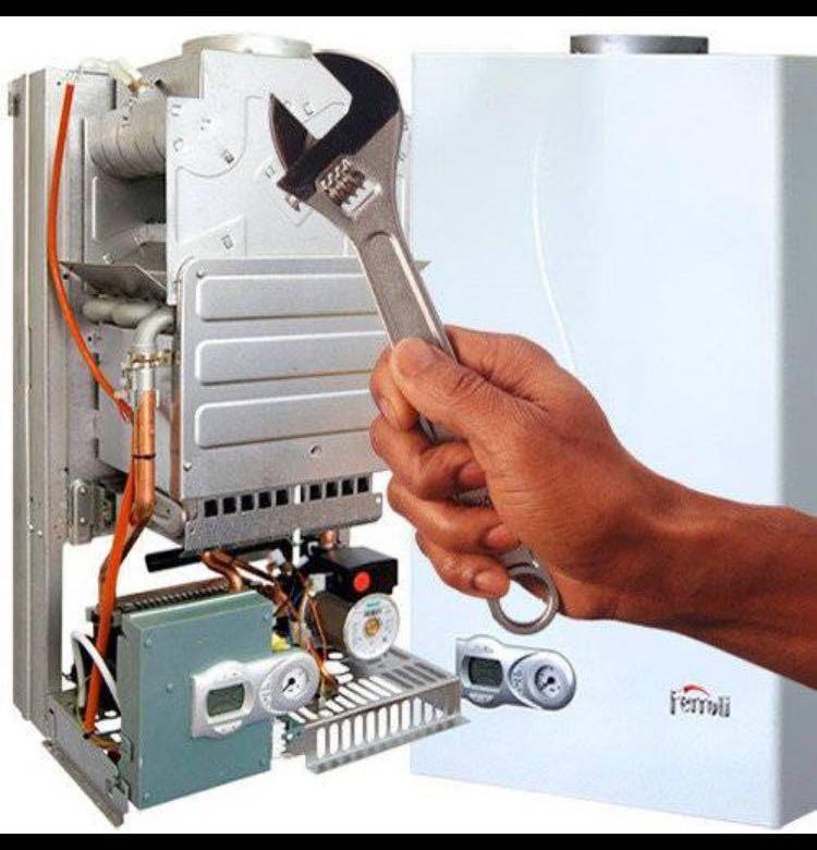 Как почистить газовую колонку bosch своими руками