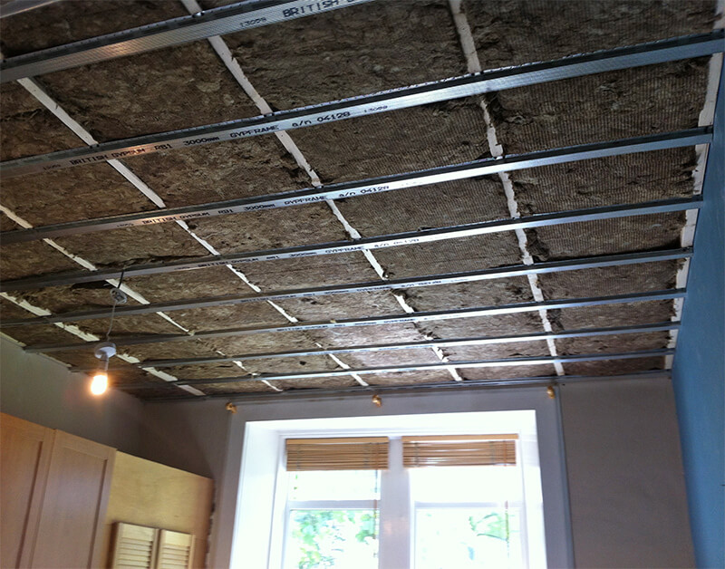 Шумоизоляция потолка (55 фото): современные материалы для звукоизоляции квартиры, как сделать шумоизоляцию от соседей, отзывы