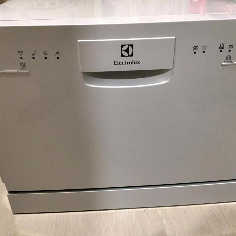 Обзор посудомоечных машин electrolux
