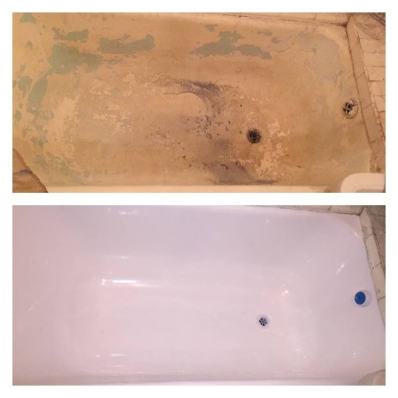 Жидкий акрил для ванной — пошаговая инструкция восстановления, советы по выбору материала и метода нанесения (120 фото)