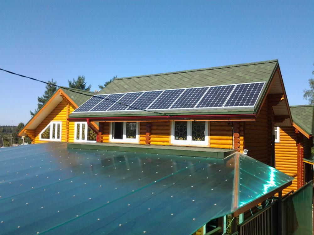Разновидности солнечных батарей для частного дома: 3 вида
