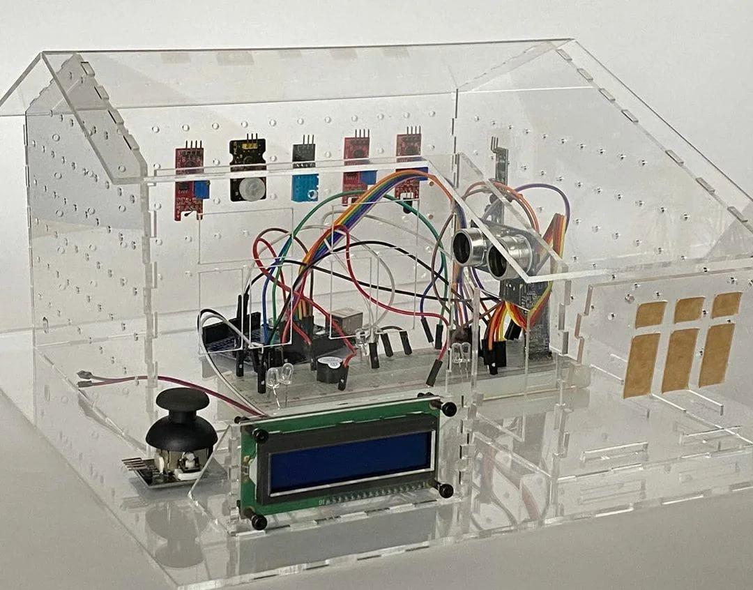 Как сделать умный дом на ардуино своими руками: подключение периферии и программирование
