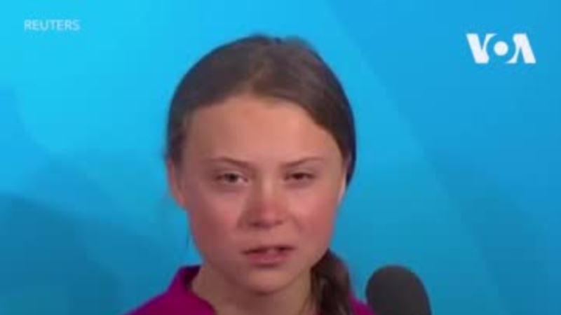 Как грета тунберг стала лицом детского бунта против взрослых