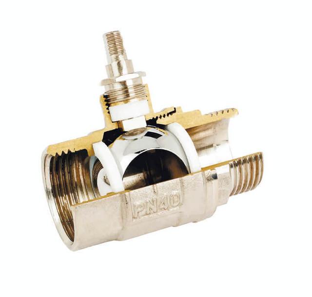 Шаровой газовый кран для подземной установки: конструктивные и эксплуатационные особенности
