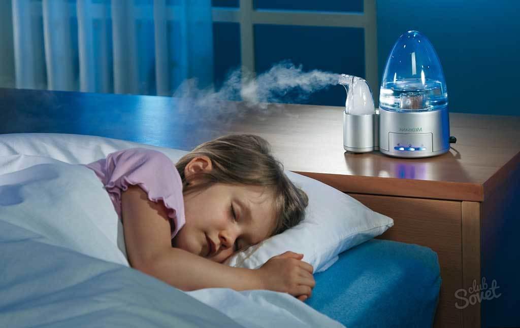 Сколько по времени должен работать увлажнитель воздуха в комнате