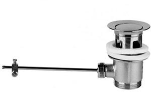 Донный клапан для раковины: видео-инструкция по монтажу своими руками, особенности изделий для умывальника, с переливом, без, цена, фото