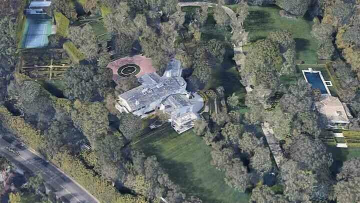 Дом самого богатого человека в россии
