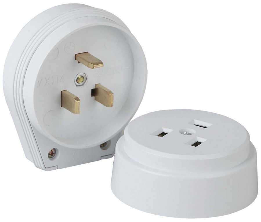 Розетка для духового шкафа: какая нужна розетка для встраиваемого электрического шкафа? как установить и подключить силовую розетку? какая должна быть вилка?