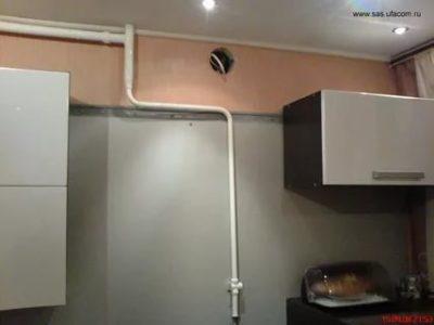 Вытяжка для газового котла в частном доме: требования, расчет и установка