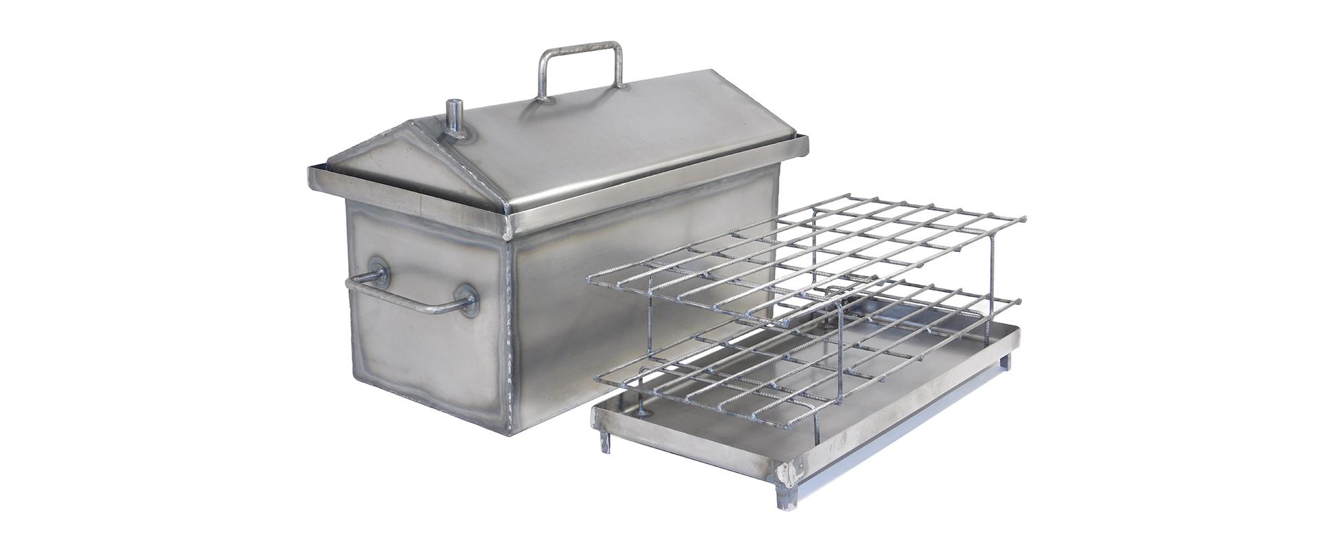 Коптильня горячего копчения — конструкции, варианты постройки, выбор материалов и инструментов