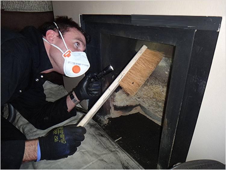 Как не надо чистить дымоход: полезные советы